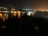 Divyasannidhya Ganges view at night