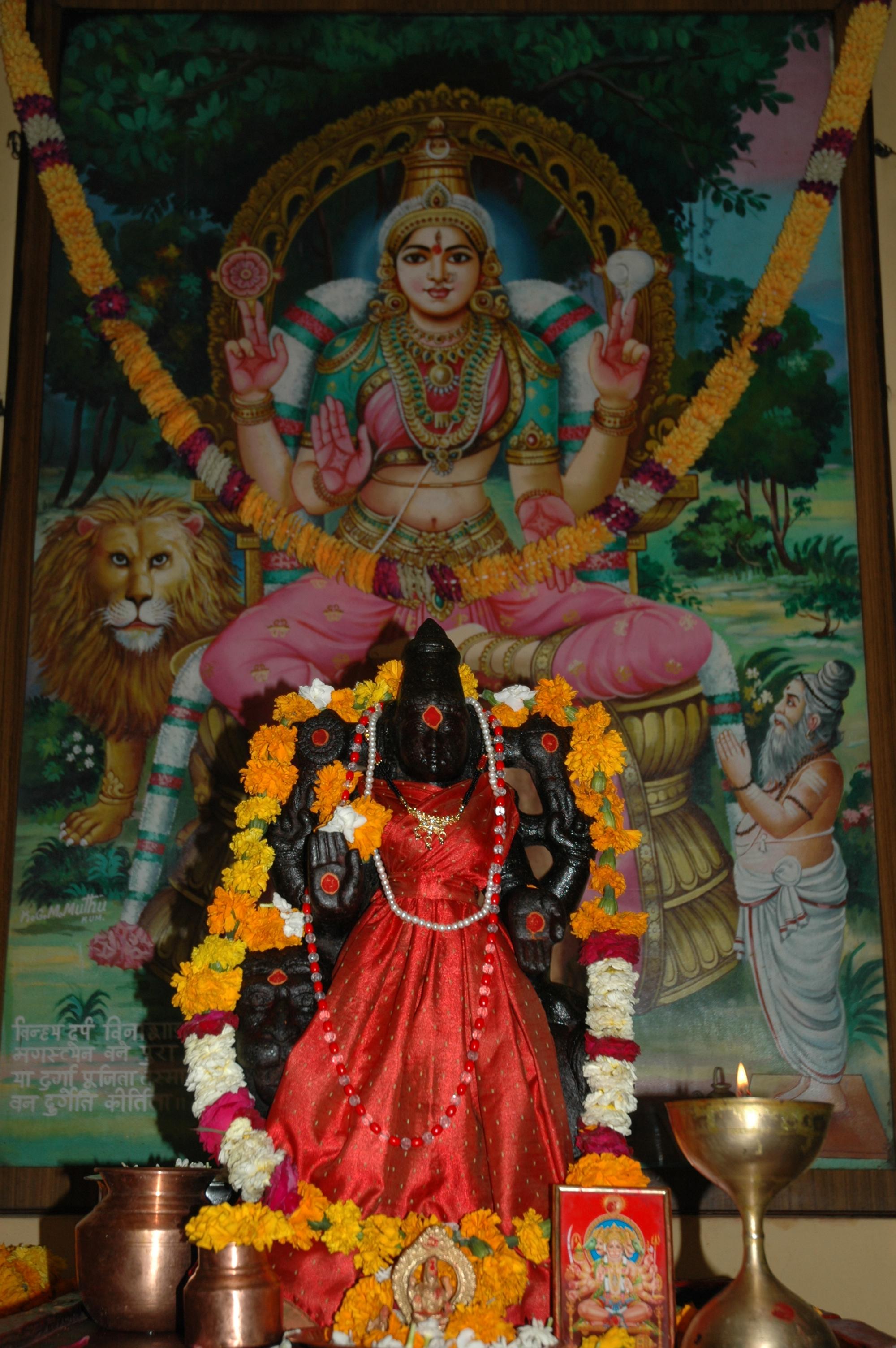 Adi Parashakti - Durga Mandir