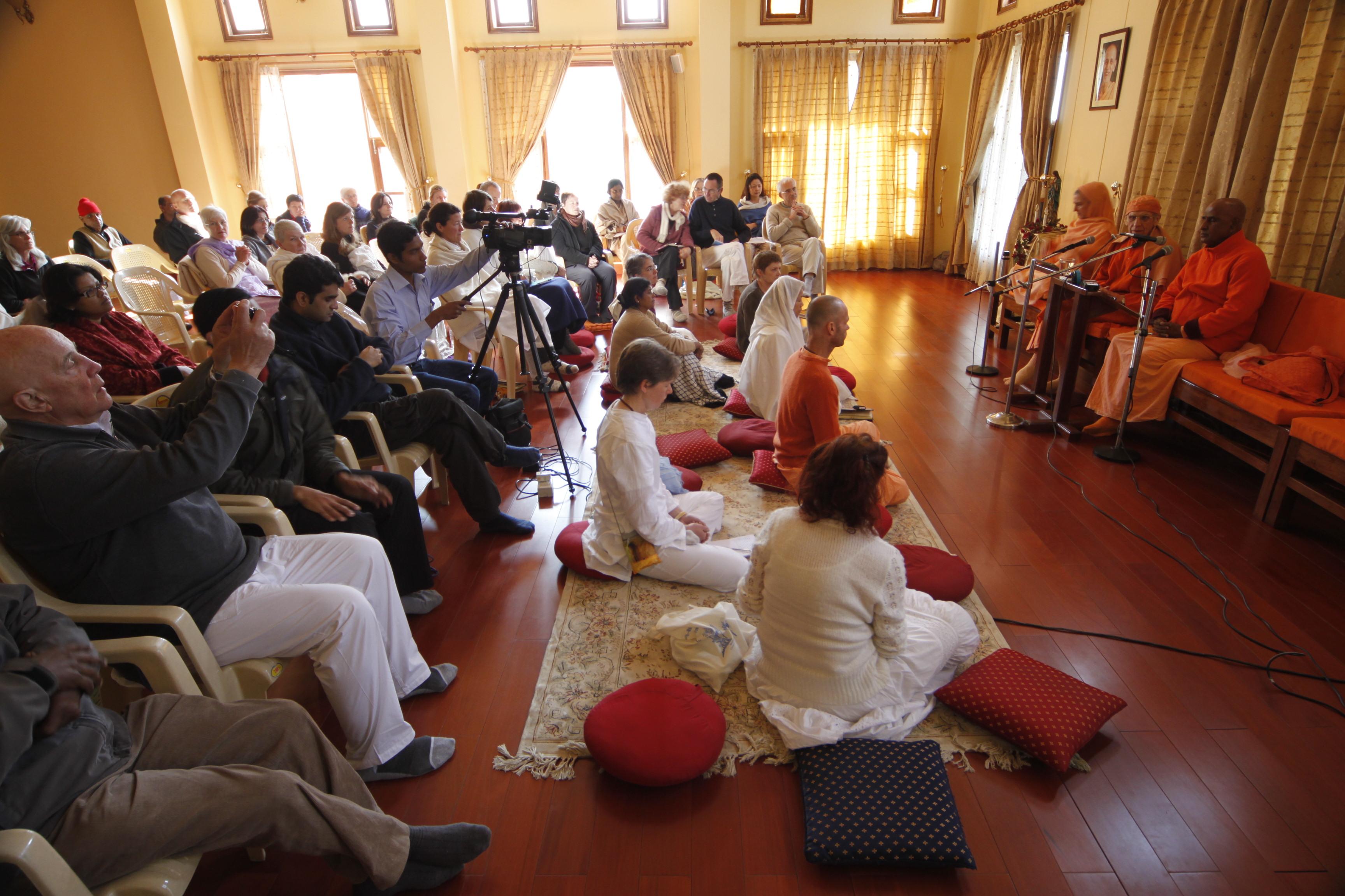 Sivananda Satsang Bhavan
